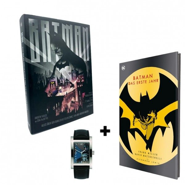 Batman XL-Fan Bundle