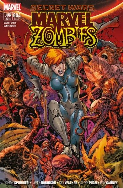 Secret Wars Sonderband 4 - Marvel Zombies