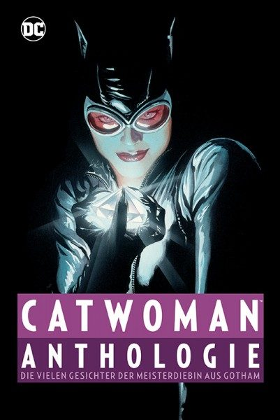 Catwoman - Anthologie Cover