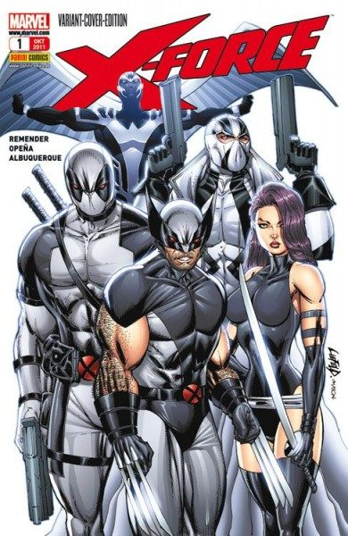 X-Men Sonderband - X-Force 1 Variant