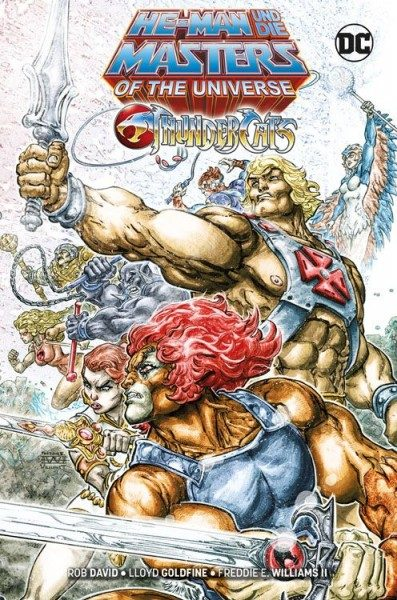 He-Man und die Masters of the Universe/Thundercats