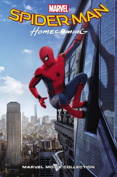 Marvel Movie Collection: Spider-Man Homecoming
