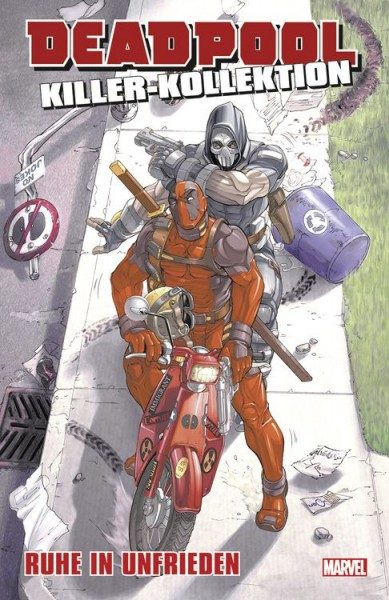 Deadpool Killer-Kollektion 14 - Ruhe in Unfrieden Hardcover