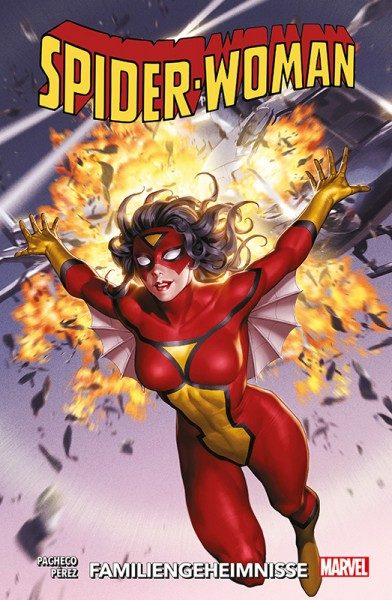 Spider-Woman 1 - Familiengeheimnisse Cover