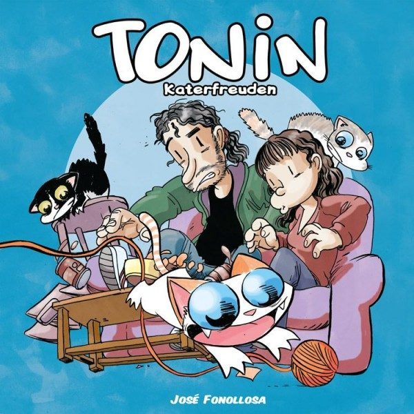 Tonin - Katerfreuden 1