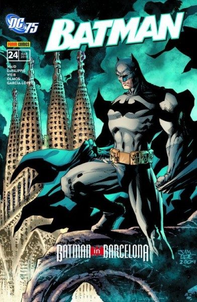 Batman Sonderband 24 - Batman in Barcelona
