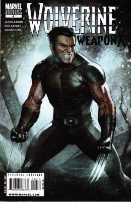 100% Marvel 64 - Wolverine Comic Action 2012 Variant