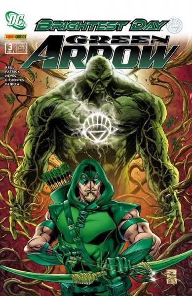 Brightest Day - Green Arrow 3