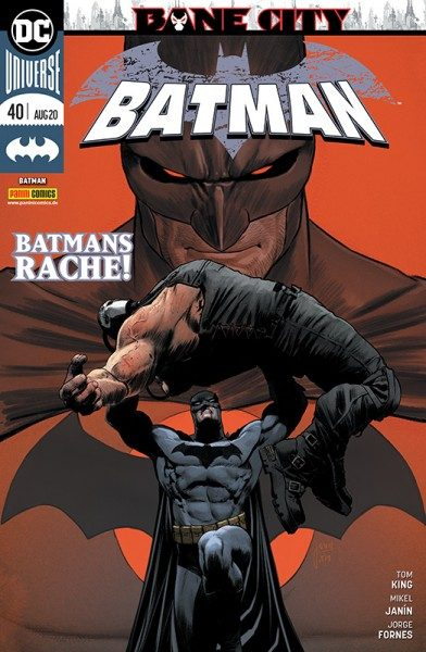 Batman 40 Cover