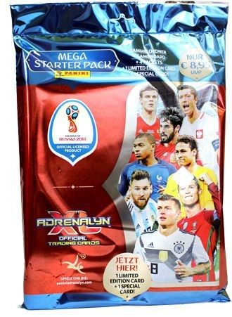 2018 FIFA World Cup Russia Adrenalyn XL - Starterset