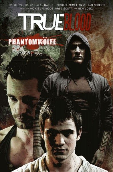 True Blood 5 - Phantomwölfe