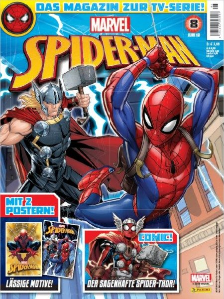 Spider-Man Magazin 8