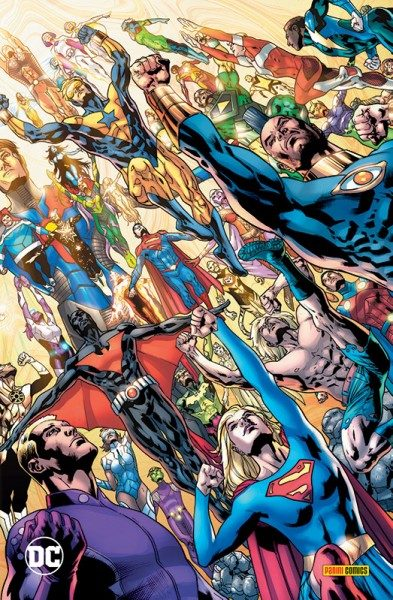 Legion of Super-Heroes 1 Variant Cover