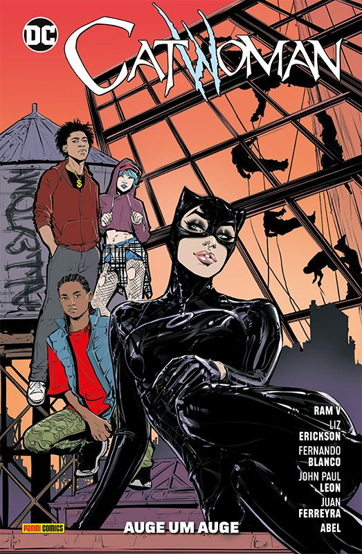 Catwoman 5 Cover