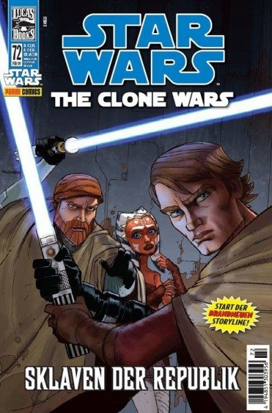 Star Wars 72 - The Clone Wars