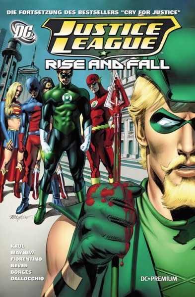 DC Premium 71 - Justice League - Rise and Fall
