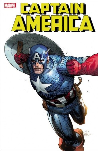 Captain America 1 - Neuanfang Variant Cover