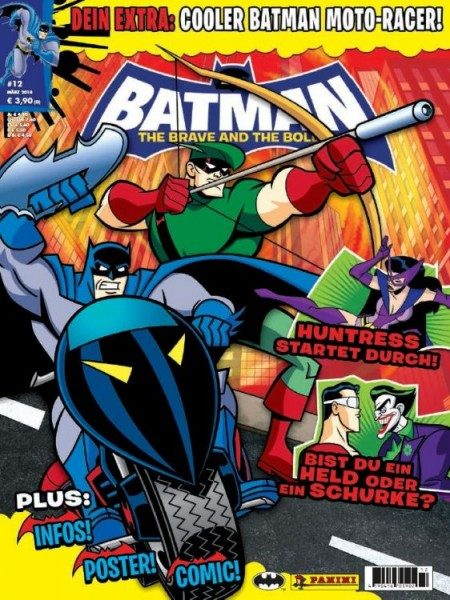 Batman - The Brave and the Bold 12