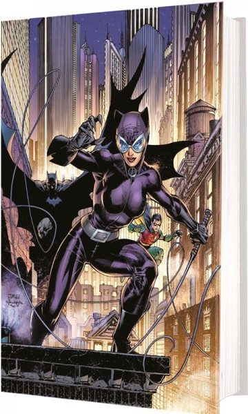 DC Celebration - Catwoman (Deluxe Edition) Cover