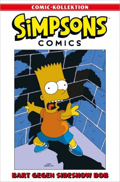 Simpsons Comic-Kollektion 3: Bart gegen Sideshow Bob Cover