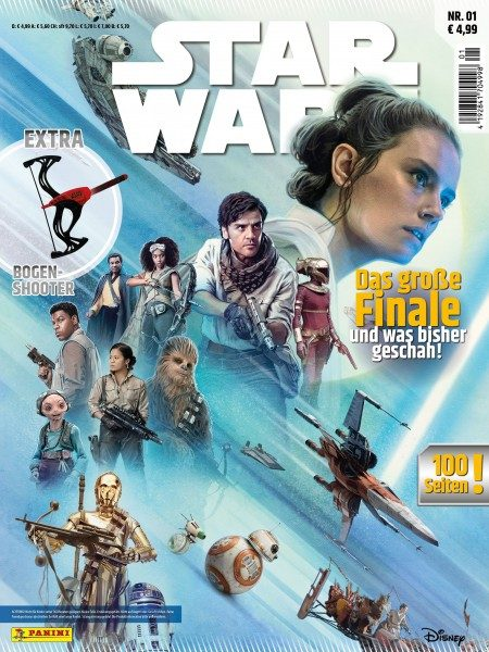 Star Wars Film-Special Cover