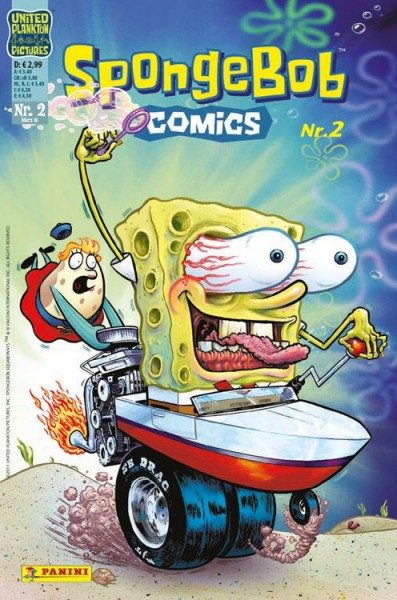Spongebob Comics 2