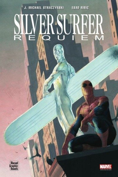 Marvel Graphic Novel 11 - Silver Surfer - Requiem