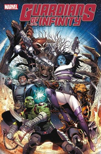 Guardians of Infinity 1
