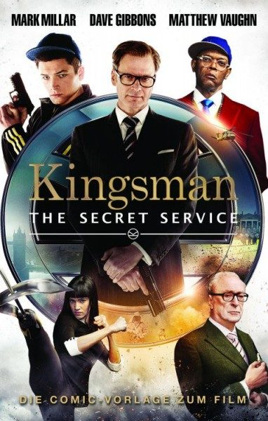 Kingsman 1 - Secret Service
