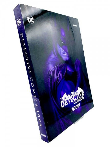 Batman Special - Detective Comics 1000 - Collectors Edition Sammlermappe Cover