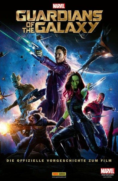 Marvel Movies - Guardians of the Galaxy - Die offizielle Vorgeschichte zum Film