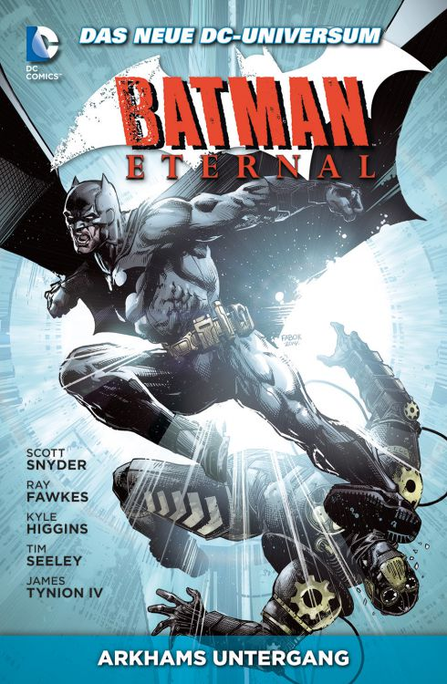 Batman Eternal 3 Paperback