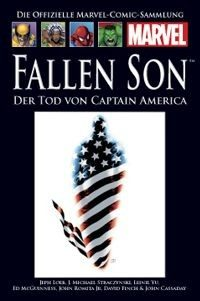 Hachette Marvel Collection 31 - Fallen Son - Der Tod von Captain America