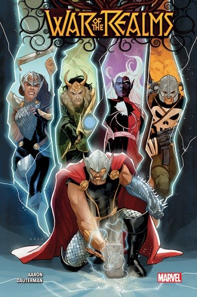 War of the Realms Paperback Hardcover