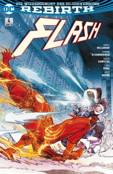Flash 4 - Rogues Reloaded
