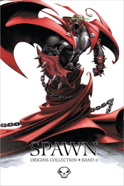 Spawn Origins Collection 6 Cover