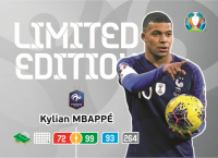 Euro 2020™ LE-Card - Kylian Mbappe (Frankreich) Cover