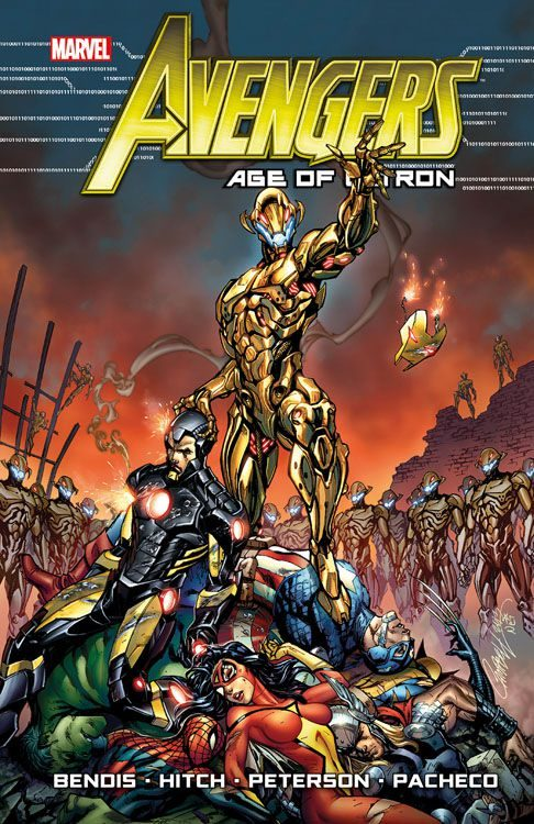 Avengers - Age of Ultron Hardcover