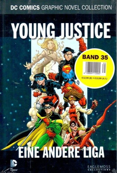 Eaglemoss DC-Collection 35 - Young Justice - Eine andere Liga