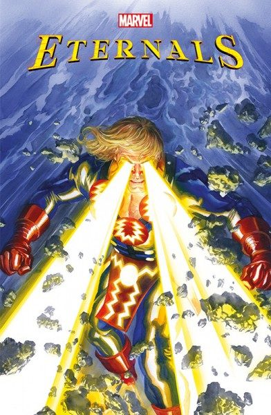 Eternals 1 Variant Cover