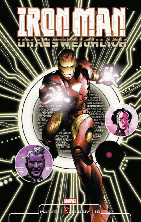 Marvel Exklusiv 110 - Iron Man -...