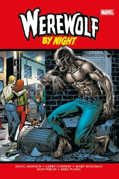 Werewolf by Night: Classic Collection 1 Cover