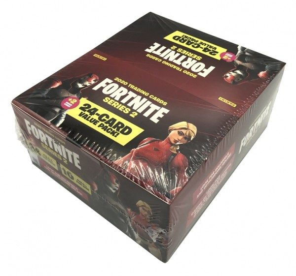 Fortnite Series 1 Trading Cards - Fatpack Box