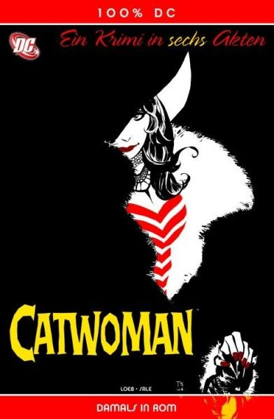 100% DC 2 - Catwoman - Damals in Rom