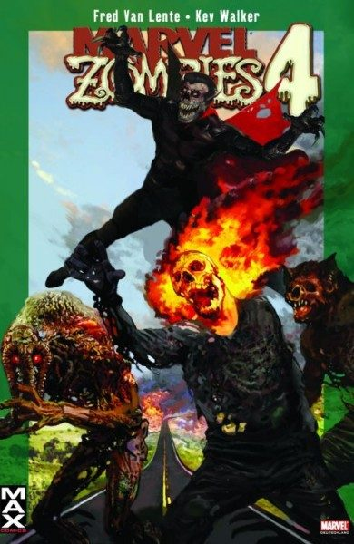 Max 33 - Marvel Zombies 4