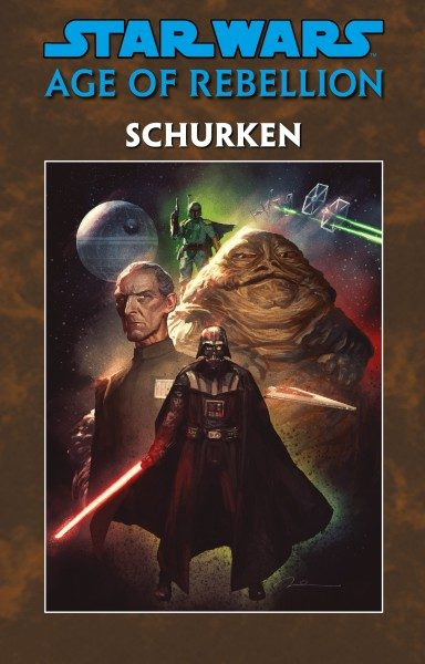 Star Wars Age of Rebellion - Schurken Hardcover