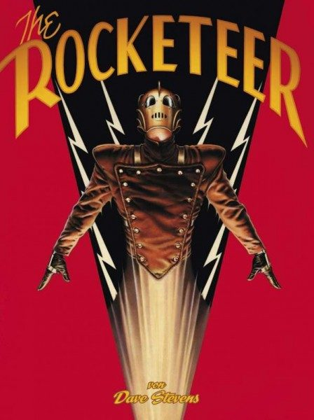 The Rocketeer - Neue Edition Cover