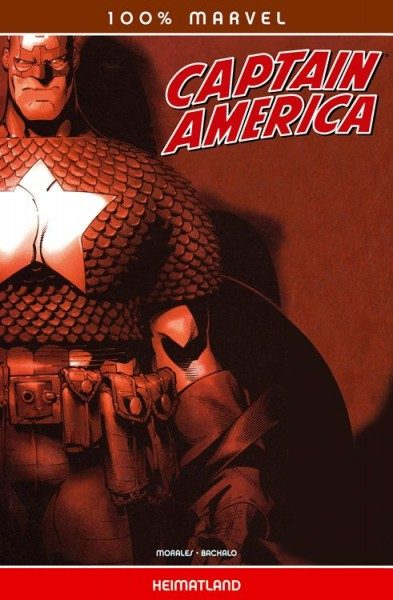100% Marvel 12 - Captain America - Heimatland