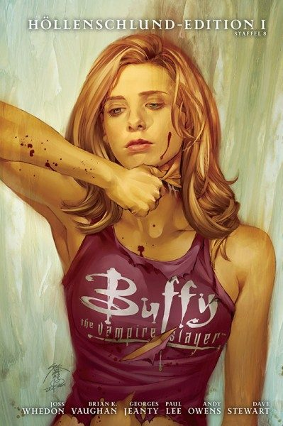Buffy Staffel 8 Deluxe 1 Cover
