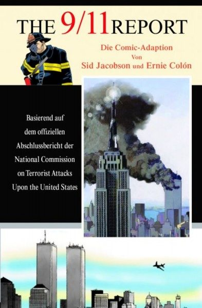 The 9/11 Report - Die Comic-Adaption